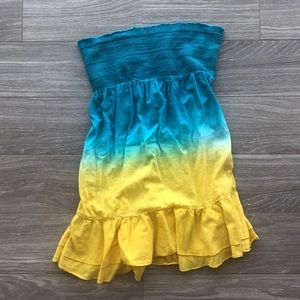 Ralph Lauren Tie Dye Dress